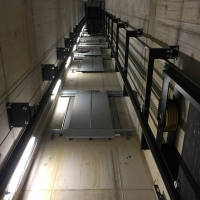 Elevator montage